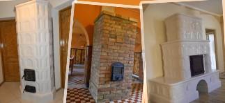 Cserépkályha és Kandalló építés - Ajka, Pápa, Veszprém, Székesfehérvár