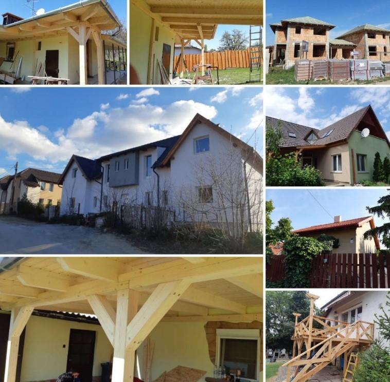 Tetőkészítés, Ácsmunkák Vác és Pest megye