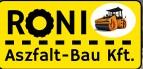 Aszfaltozás, Térkövezés - RONI ASZFALT-BAU Kft.