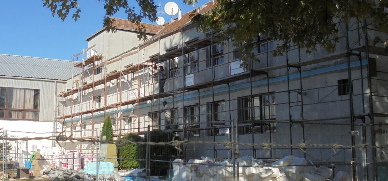 Homlokzati Állvány Bérlés, Kölcsönzés Miskolc és környéke