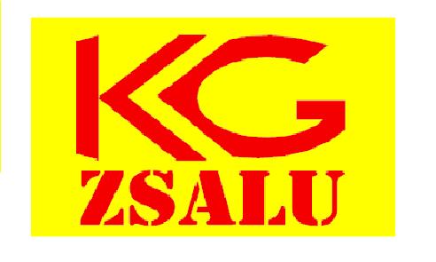 KG Zsalu - Zsaluzat értékesítés, bérbeadás
