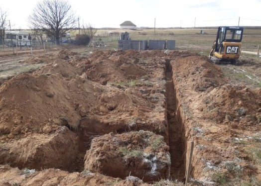 Gépi földmunka, Tereprendezés Somogy megye